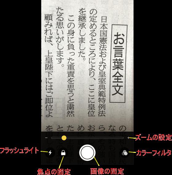 倉敷でiPhone(アイフォン)修理と言えば!QUICKFIX(クイックフィックス)倉敷駅前店 豆知識 iPhone(アイフォン)を拡大鏡として使おう!09