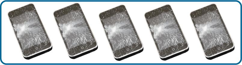 iPhoneガラス交換修理倉敷