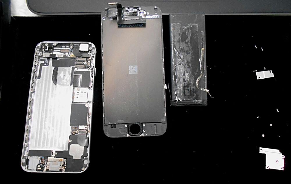 中古で買ったiPhone6の動きがおかしい💧(+o+)