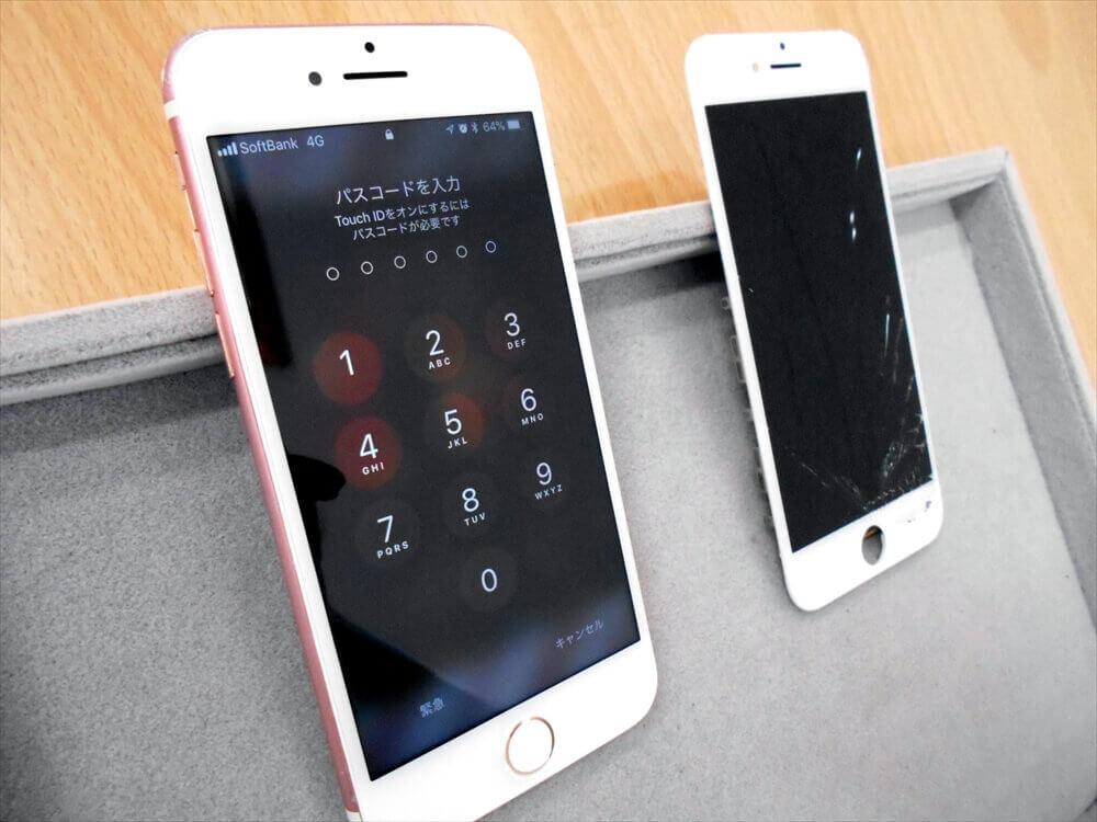 iPhone7 2度目の液晶交換!