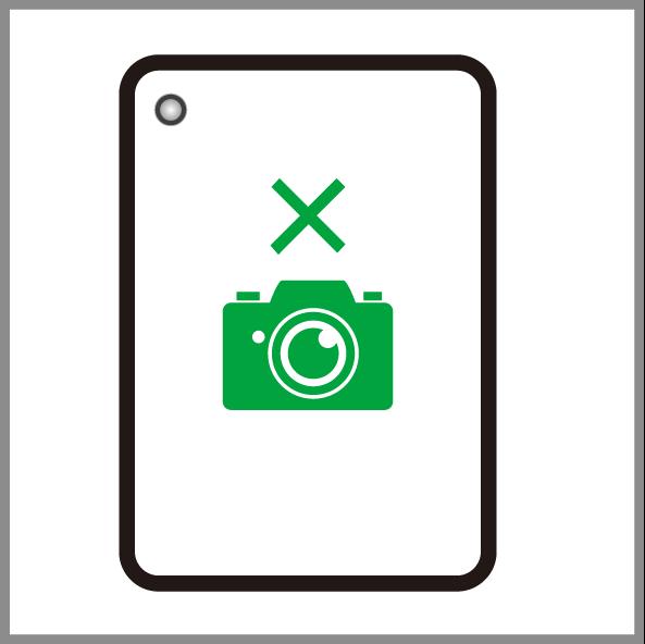 iPadアウト(リア・バック)カメラ交換修理 倉敷